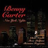 echange, troc Benny Carter - New York Nights