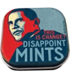 Obama Disappoint Mints