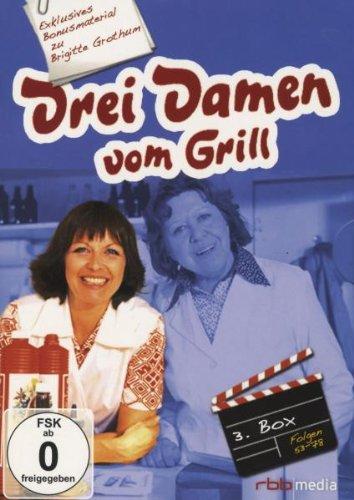 Drei Damen vom Grill - Box 3/Folge 53-78 [6 DVDs]