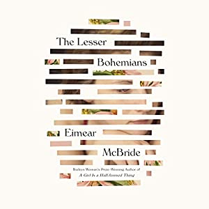 The Lesser Bohemians Audiobook