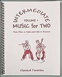 バイオリン&チェロ用 やさしい二重奏 クラシック曲集 バロック~ロマン派まで有名曲満載