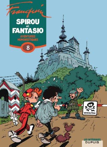 Spirou et Fantasio -  Intégrale T.8