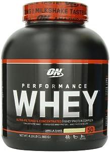(NEW) Performance Whey Vanilla - 4.19 lb.