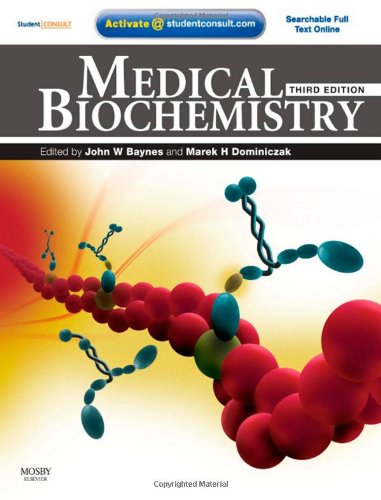 Medical Biochemistry: With STUDENT CONSULT Online Access,...