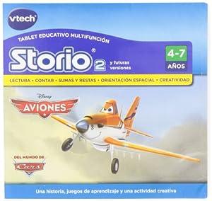 VTech - Juego Planes para tablet educativo Storio 2 (3480-231822)