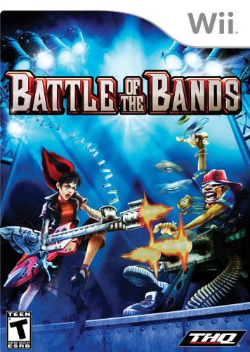 Battle Of The Bands - Nintendo Wii front-249244