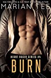 Burn (Helios and MJ Book 2): Heart Racer College Biker Romance Series