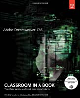 Adobe Dreamweaver CS6 Classroom in a Book Front Cover