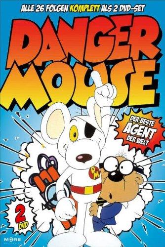 Danger Mouse - Der beste Agent der Welt [2 DVDs] hier kaufen