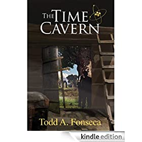 The Time Cavern (Adventure #1) (Aaron and Jake Time Travel Adventures)