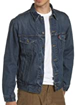 men's jackets and coats sale - Levi's Men's Standard Trucker Jacket