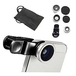 Memore Lens Kit 3-in-1 (Silver)