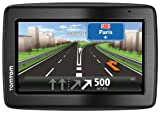 TomTom Via 130M Bluetooth Satellite Navigation System for 45 European Countries with 4.3-Inch Screen and Free Maps for Life