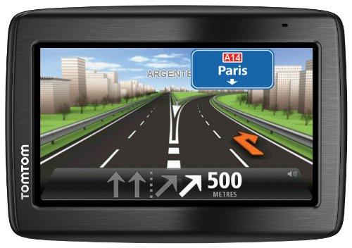 """TomTom Via 135 M Europa con Mappe Gratis a Vita, 5"""", IQ Routes, Speak&Go, Indicatore di Corsia, Chiamate in Vivavoce"""