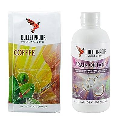 Bulletproof Upgraded Coffee Starter Kit- Brain Octane Edition from Bulletproof