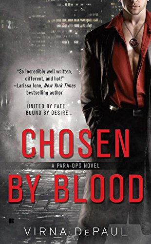 Image of Chosen By Blood (A Para-Ops Novel)