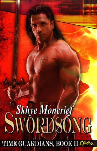 Swordsong (Time Guardians Book 2)