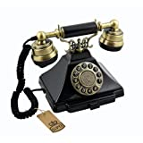 GPO 746 Push Button Retro Telephone with Authentic Bell Ringby GPO