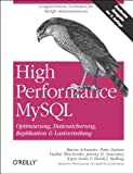 img - for High Performance MySQL / Optimierung, Backups, Replikation und Lastverteilung book / textbook / text book