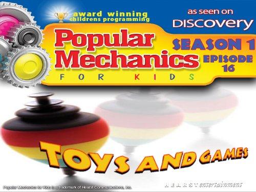 Popular Mechanics For Kids - Season 1 - Episode