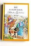 img - for German Childrens Bible / 101 Auserwahlte Biblische Geschichten / 101 Favorite Stories from the Bible Ura Miller book / textbook / text book