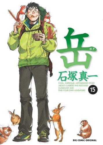 岳 15 (ビッグ コミックス)