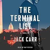 The Terminal List: A Thriller | [Jack Carr]