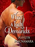 What a Lady Demands (The Eton Boys)