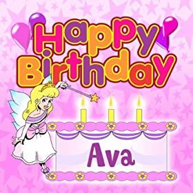 Amazon.com: Happy Birthday Ava: The Birthday Bunch: MP3