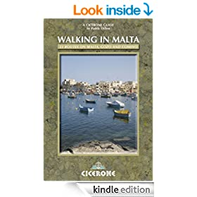 Walking in Malta: 33 routes on Malta, Gozo and Comino: 33 Routes on Malta,Gozo and Comino (Cicerone International Walking)