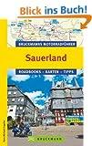 Bruckmanns Motorradf�hrer Sauerland: Roadbooks - Karten - Tipps