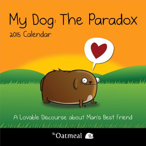 The Oatmeal 2015 Mini Wall Calendar