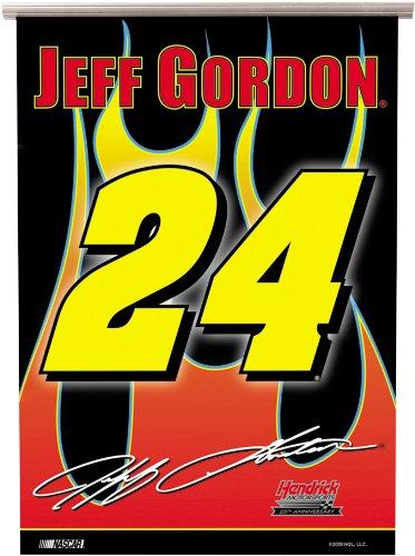 NASCAR Jeff Gordon #24 RV Awning Banner