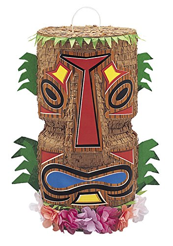 Tiki Pinata Party Decoration