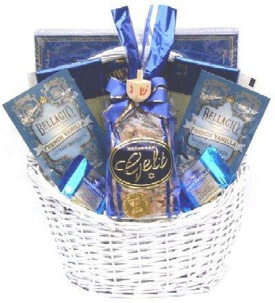 Eight Days Of Hanukkah Gift Basket