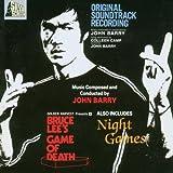 Game of Death / ...  John Barry, John Barry, Original Soundtrack, Colleen Camp (Silva Screen)