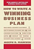 How to Write a Winning Business Plan (0134251415) by Mancuso, Joseph R.