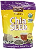 Nutiva Organic Chia Seeds, 12-Ounce Bag
