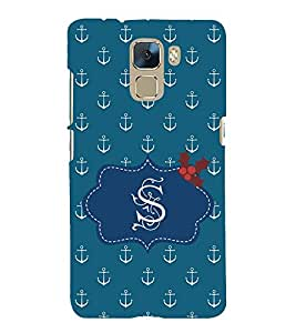 Ebby Premium Printed Back Case Cover With Full protection For Honor 7 (Designer Case)