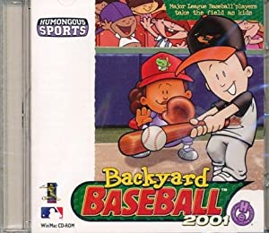 Backyard Baseball 2001 Full Version