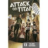 Attack on Titan 13 ~ Hajime Isayama