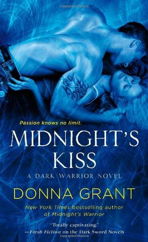 Image of Midnight's Kiss (Dark Warriors)
