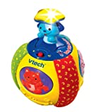 Vtech 80-061425 Pop-Up Surprise Ball Yellow and Blue