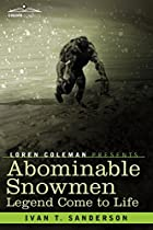 Abominable Snowmen - Legend Come to Life