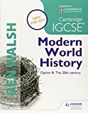 img - for Cambridge IGCSE Modern World History: Student's Book (History in Focus) book / textbook / text book