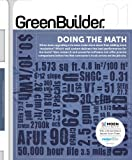 Green Builder Magazine - January 2013