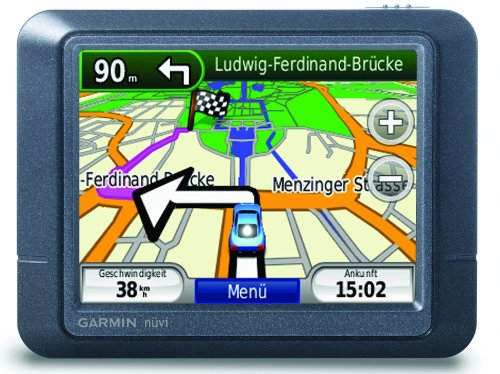 Garmin nüvi 255T Navigationssystem (8,9 cm (3,5