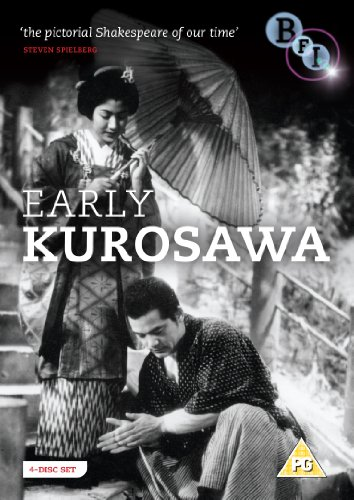 Early Kurosawa [Import anglais]