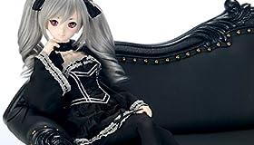 ★神崎蘭子のゴシックドレスセット ドルフィードリーム DD ドルパ31限定