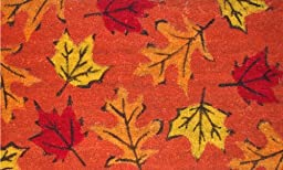 Home & More 120961729 Fall Leaves Doormat, 17\